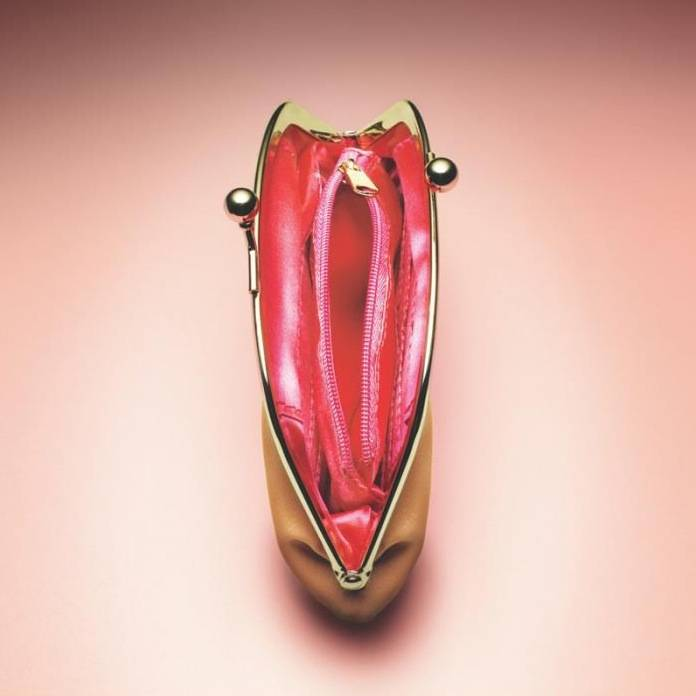 vagina bag