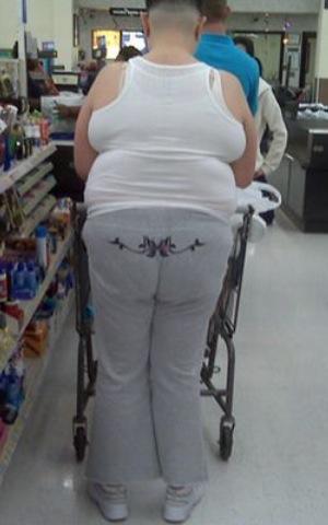 walmart back boobs