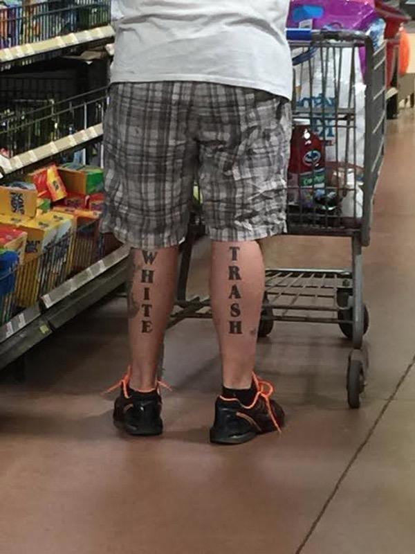 White Trash Bag Trash Bags at Walmart With