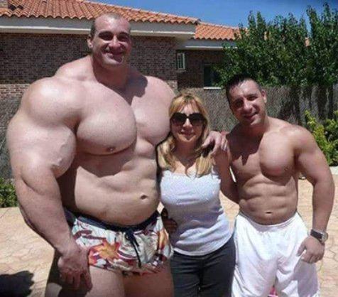 100% Natural Bodybuilder - Fail
