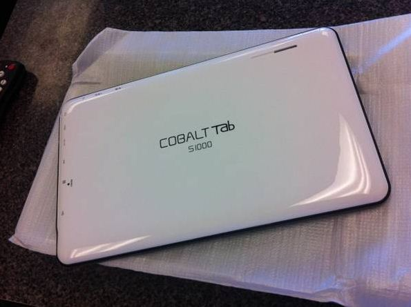"BRAND NEW!!!Cobalt S1000 10"" Android 4.0 Tablet With Camera And WiFi"