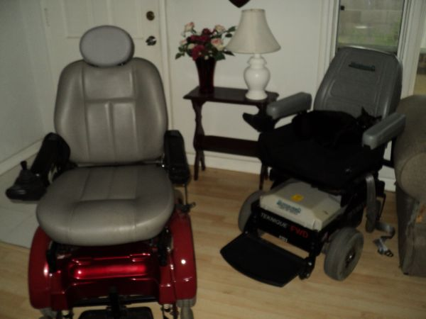 Hoveround Power Chair Classified Ad