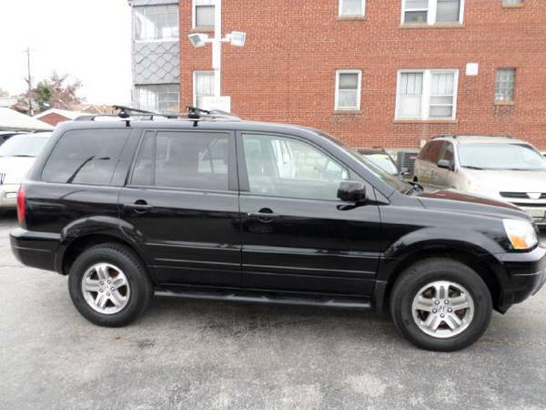 2003 honda pilot ex w leather classified ad. Black Bedroom Furniture Sets. Home Design Ideas