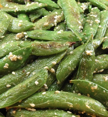 Seared Sugar Snap Peas Recipes — Dishmaps
