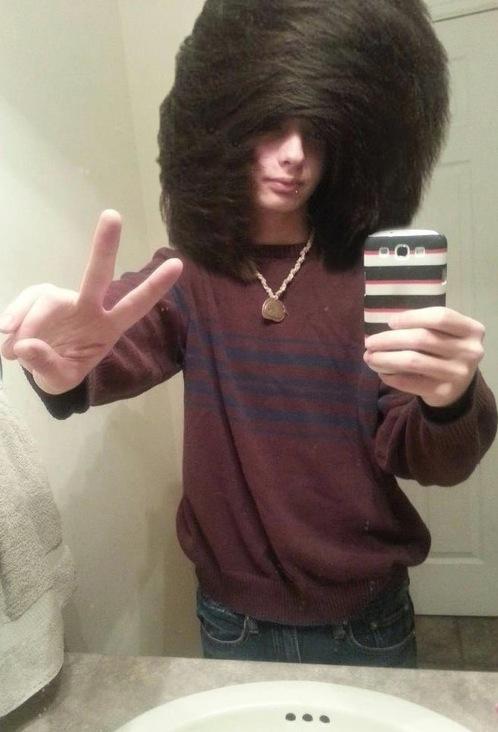 Peace Internets PS Do You Think I Need a Haircut
