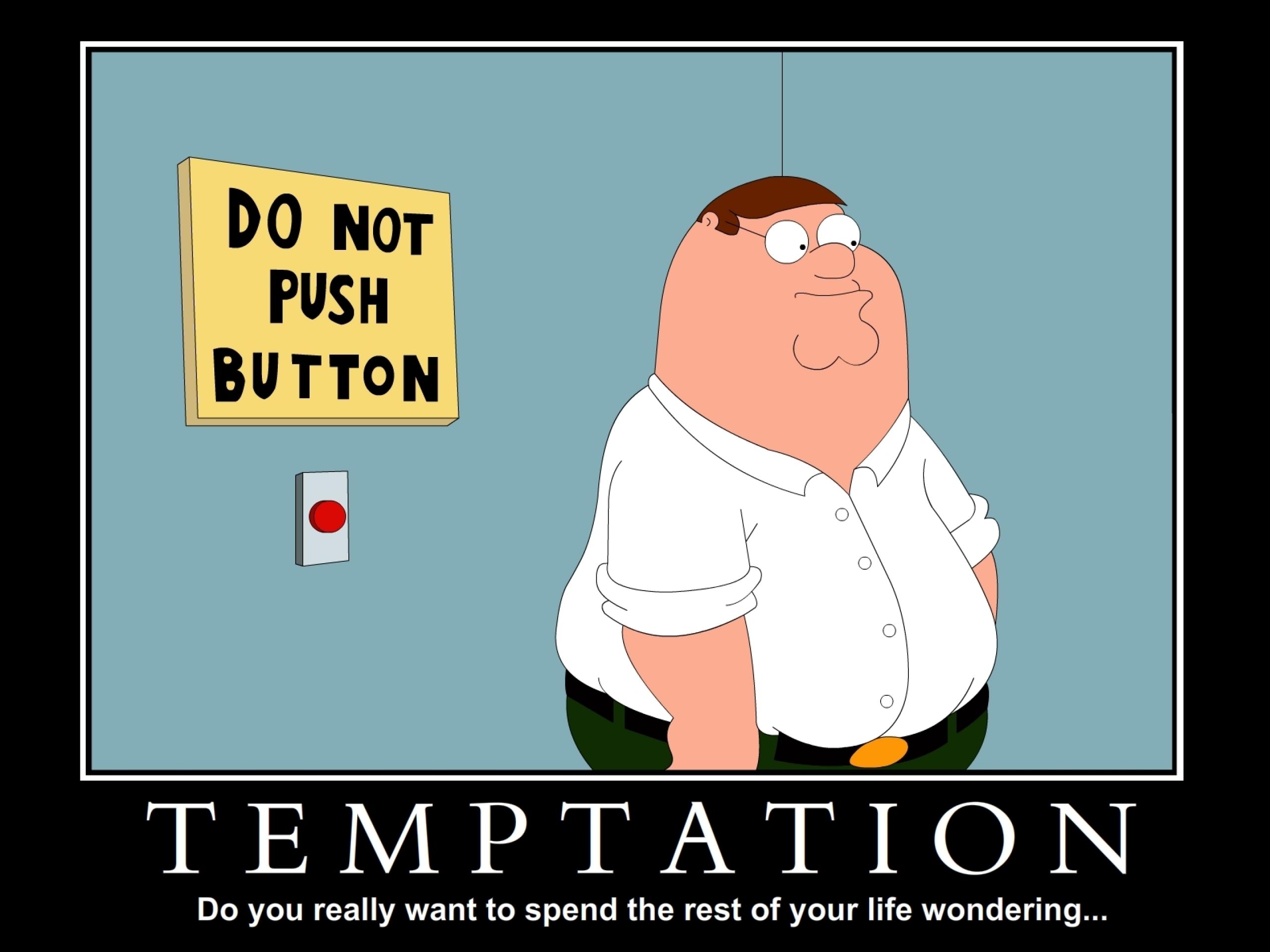 Peter S Temptation Wallpaper Family Guy Faxo