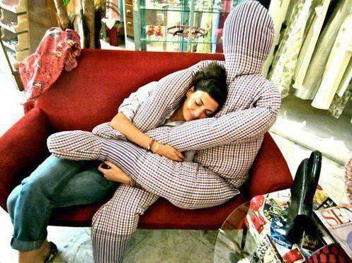 Forever Alone Pillow Funny Faxo