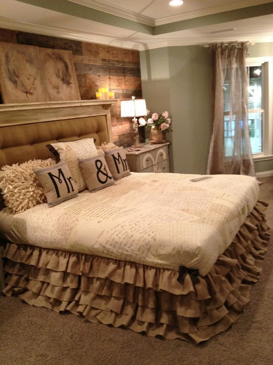 Mr. And Mrs. 'Unique Master Bedroom' For Your Home
