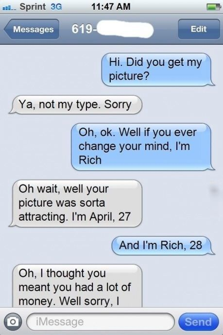 The 50 Best Funny Text Messages Ever Sent