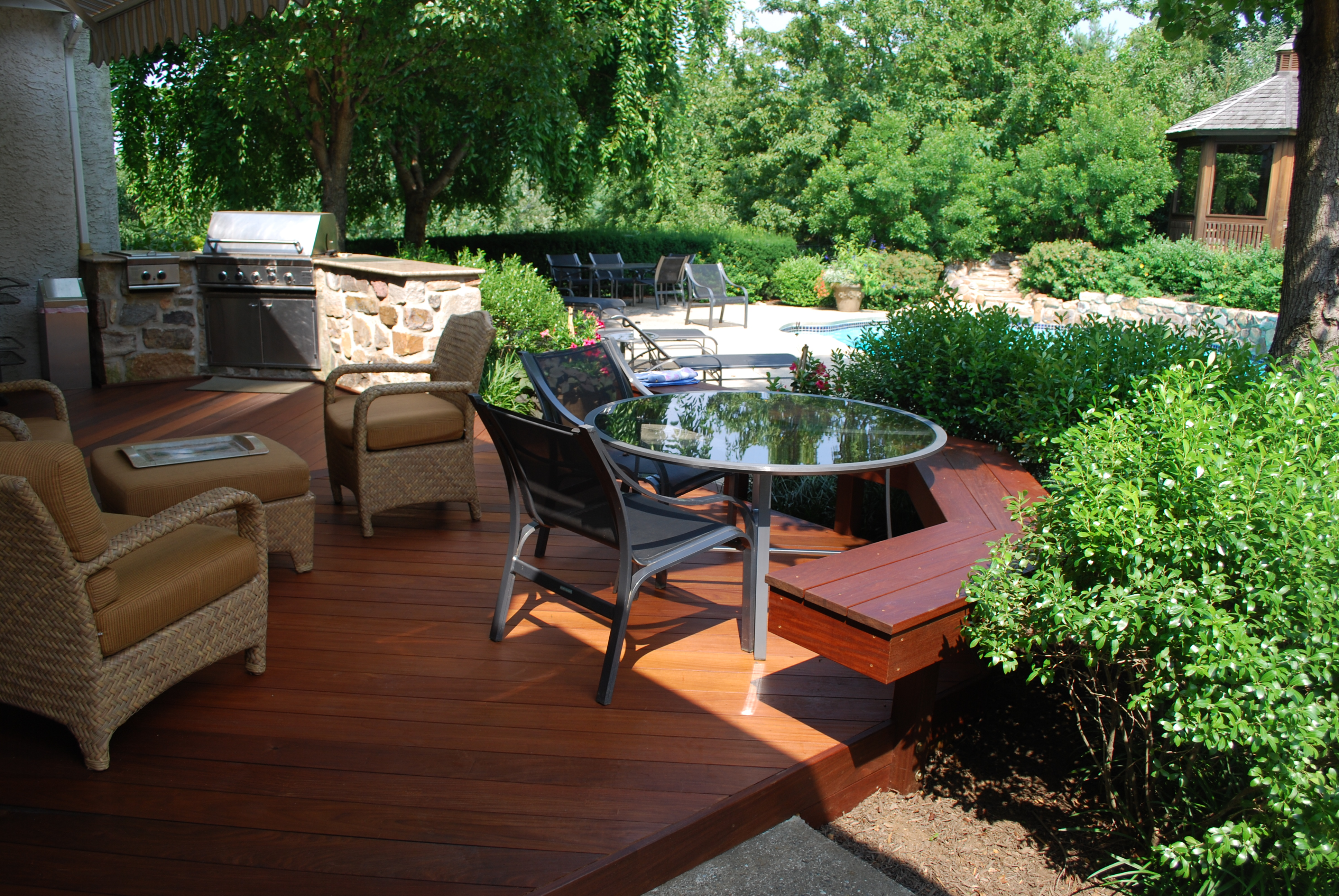 outdoor living backyard ideas living faxo
