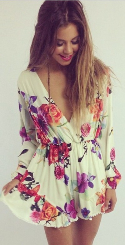 Outfits for Women : Cute Short Summer Dresses Outfits for Womens