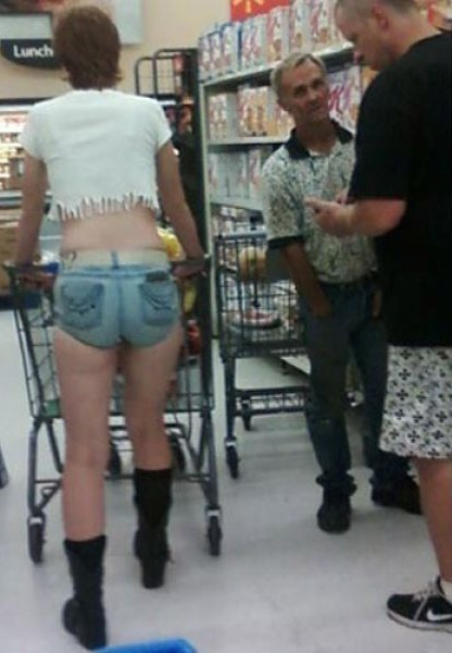 Jean Shorts Crop Top and Black Boots Stay Classy