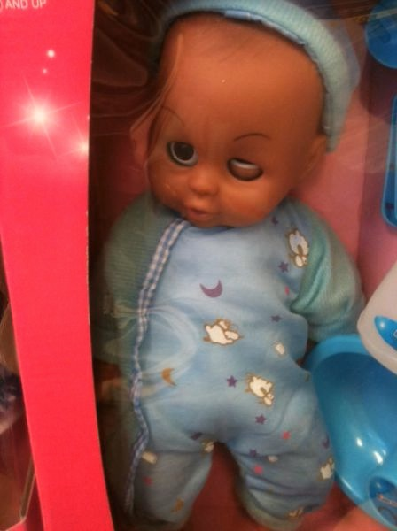 Drunk Baby Dolls At Walmart Kids Toy Fail Just Say No To Drugs