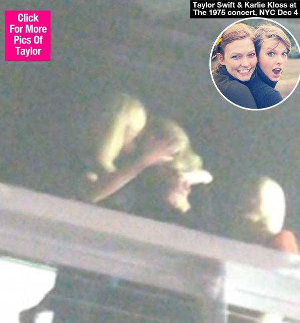 Taylor dating karlie