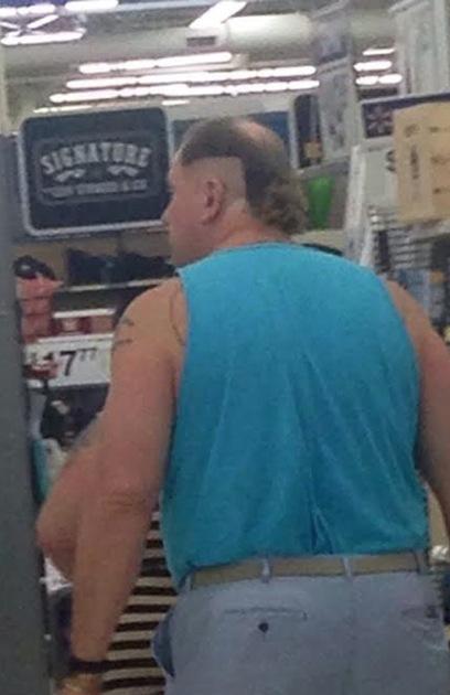 Tough Guy Haircuts At Walmart Right Angle Hairdo Fail Walmart Faxo