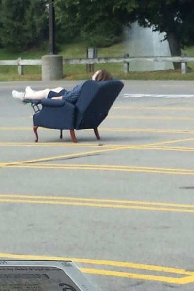 Chairs And Recliners On Sale At Walmart Test Them Out In