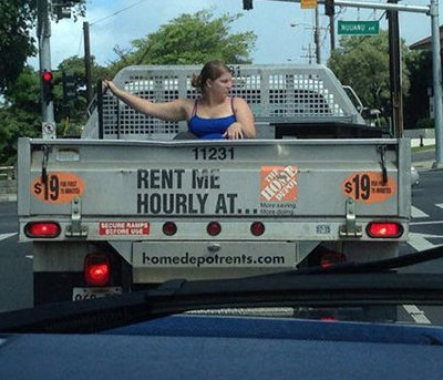 Rent Me Hourly At Home Depot For 19 00 Fail Funny Faxo