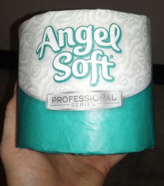 Angel Soft Professional Series Toilet Paper At Walmart