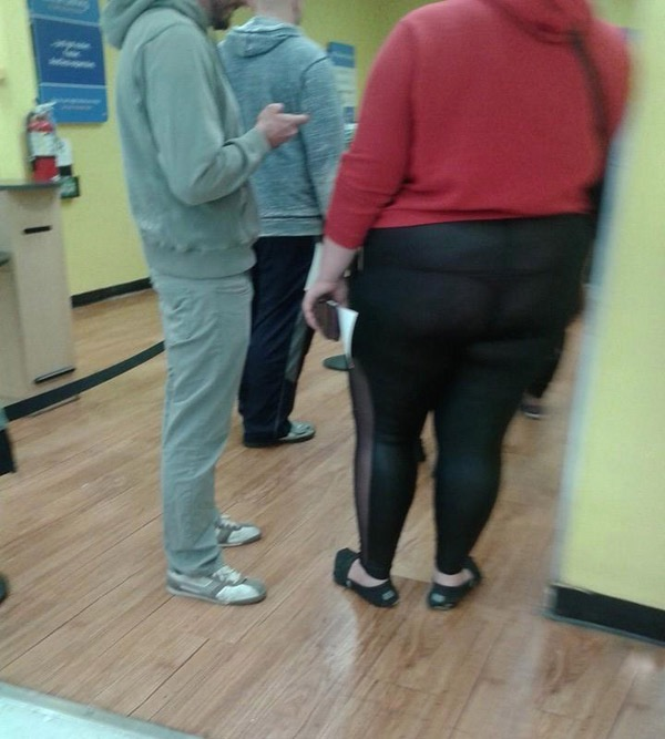 Walmart Should Ban See Through Leggings I M Scarred For