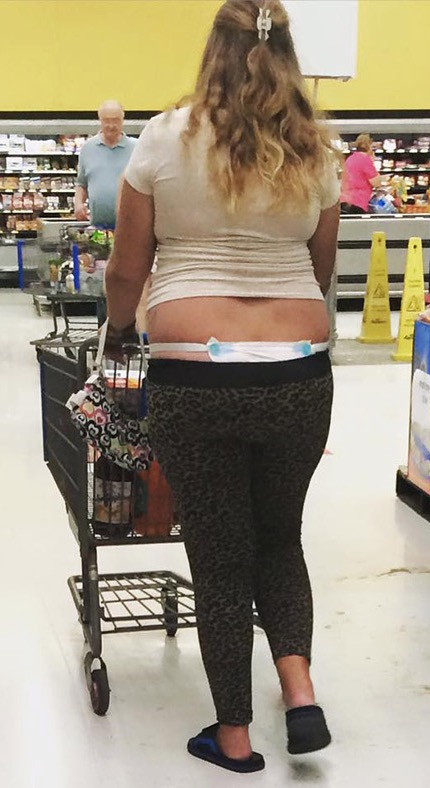 Walmart buttcrack caught by vs battles wiki - 2 part 10