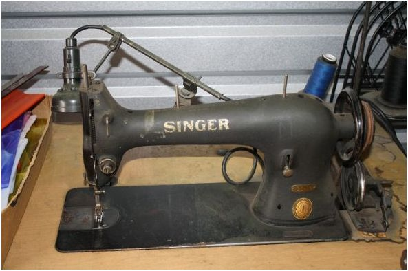 Singer 4040 Upholstery Sewing Machine Classified Ad Denver CO Best Antique Singer Upholstery Sewing Machine