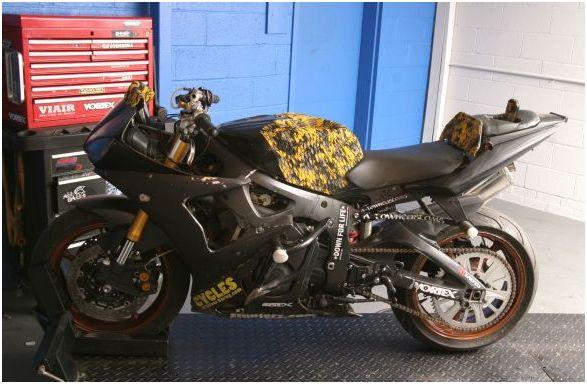 2005 Yamaha R6 Stunt Bike FS or Trade - Classified Ad