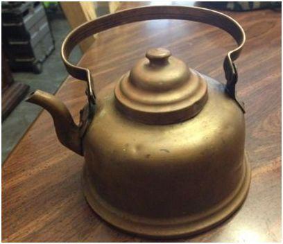 Antique Karl Olsen Stravanger Tea Kettle Classified Ad