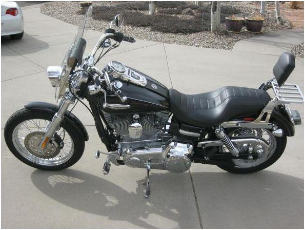 2008 Harley Davidson Dyna Glide Custom: 2008 Harley Davidson Dyna Super Glide Custom