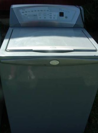 Whirlpool Calypso Top Load Washer King Size 3 5 Like New