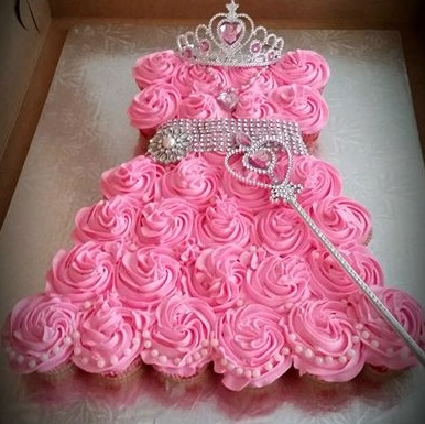 Princess Cupcake Dress Recipes Faxo