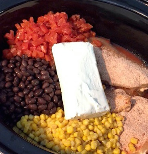 Easy Chicken Recipes Crockpot Slow Cooker