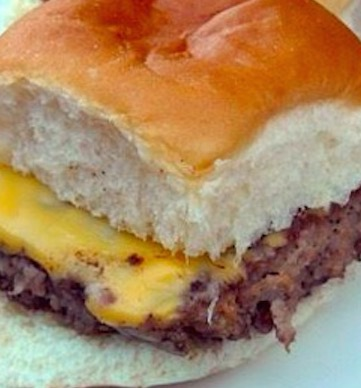 Easy Oven Baked Cheeseburger Sliders Recipes Faxo
